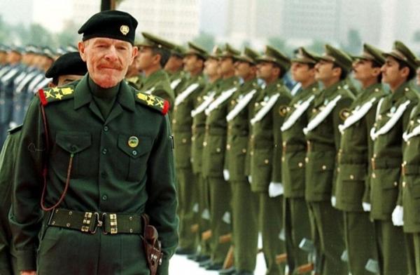 """الإعلان عن وفاة """"عزت الدوري"""" نائب الرئيس العراقي الأسبق """"صدام حسين"""""""