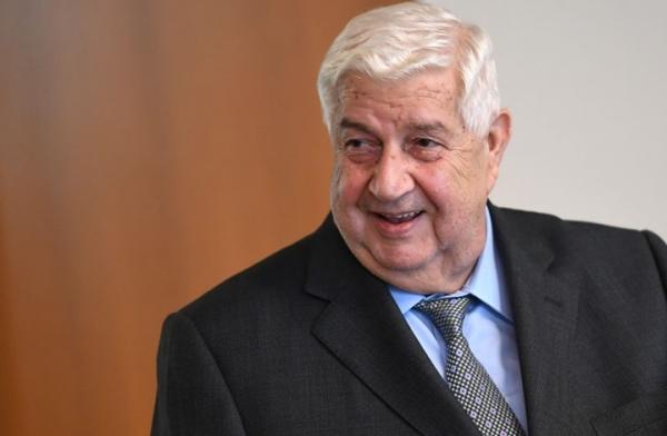 سوريا تعلن وفاة وزير خارجيتها وليد المعلم