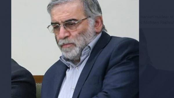"""اغتيال عالم نووي ايراني وطهران توجه اتهامات لـ"""" الموساد"""""""