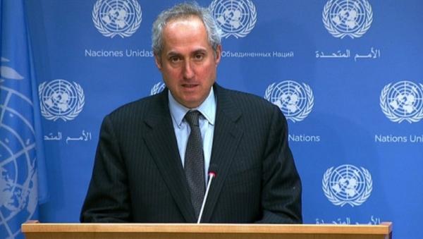 الأمم المتحدة ترحب بالمشاركة الأمريكية في مساعي إحلال السلام في اليمن