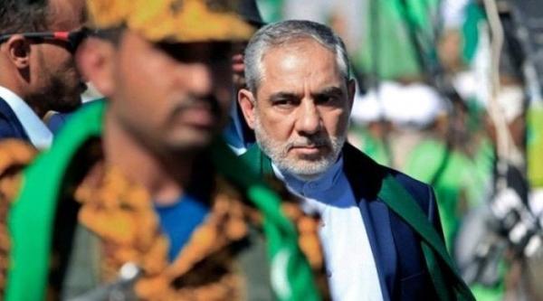 سفير إيران لدى الحوثيين يتهم بايدن بتعزيز حضور بلاده السياسي والعسكري في اليمن