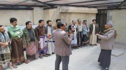 """جماعة الحوثي تعلن الإفراج عن 18 من العائدين إلى صفوفها """"بدون تنسيق"""""""