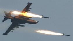 جماعة الحوثي: طيران التحالف شن 17 غارة على مأرب