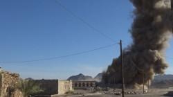 جماعة الحوثي: طيران التحالف شنّ 15 غارة على محافظة مأرب
