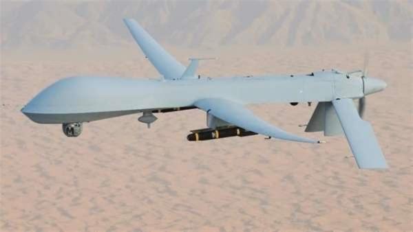 التحالف السعودي الإماراتي يعلن تدمير طائرة مفخخة حوثية جنوبي المملكة