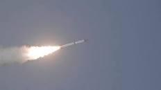 """""""أطلقهما الحوثيون"""".. التحالف يعلن اعتراض صاروخ باليستي وطائرة مفخخة في سماء جازان"""