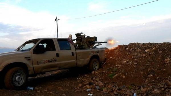 القوات الحكومية تهاجم الحوثيين شمال غرب الضالع وتحقق مكاسب ميدانية
