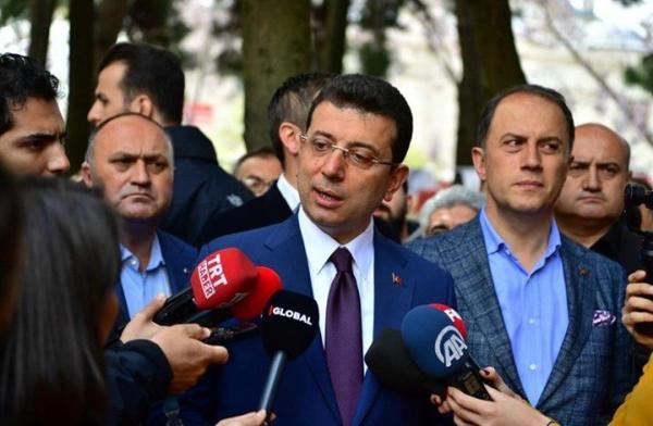 """التحقيق مع رئيس بلدية إسطنبول بتهمة إهانة """"محمد الفاتح"""""""