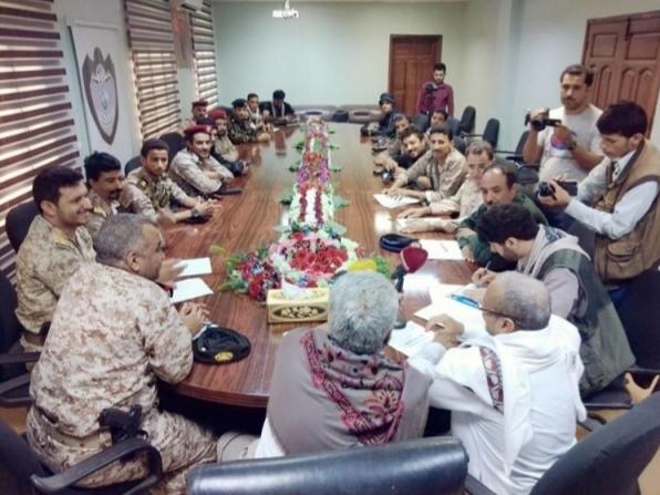 الحوثيون يعلنون انشقاق ضابط في قوات طارق صالح المدعوم إماراتيًا