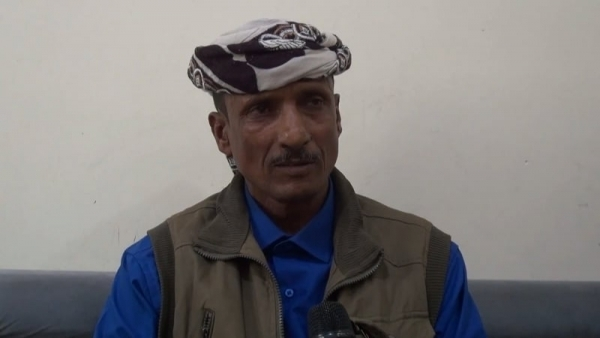 """سقطرى.. استنكار واسع لعملية اختطاف شيخ مشايخ ديكسم """"علي سليمان"""" من قبل مليشيا الانتقالي"""