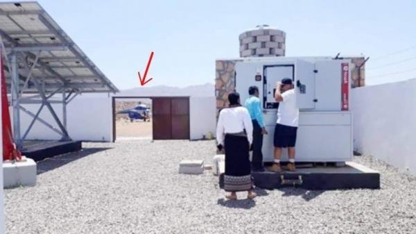 سكان سقطرى يناشدون الحكومة بوقف تنصيب أبراج اتصالات إماراتية في مواقع استطلاعية وعسكرية
