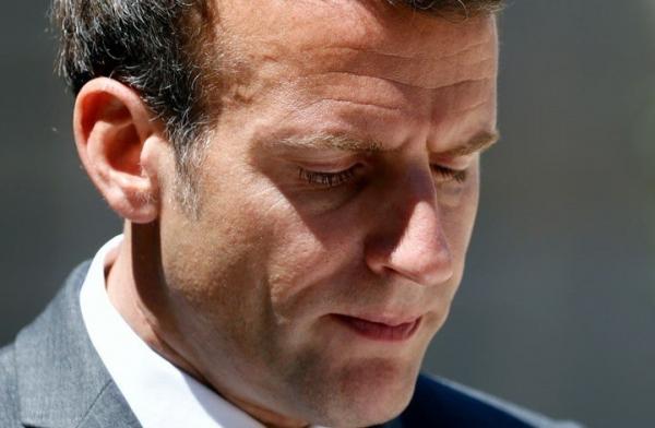 """محكمة فرنسية تحكم بسجن """"صافع ماكرون"""" 4 أشهر مشددة"""