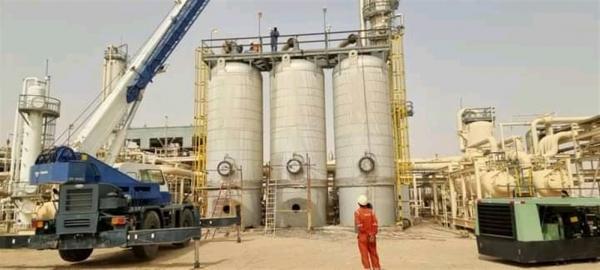 مأرب.. شركة صافر تعلن اكتمال صيانة مصنع الغاز ودخوله الخدمة