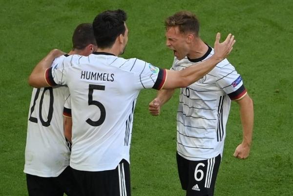 ألمانيا تصعق البرتغال برباعية وتشعل المنافسة في المجموعة