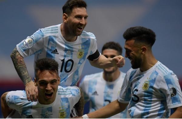 الأرجنتين تتوج بكوبا أمريكا بعد 28 سنة من الانتظار