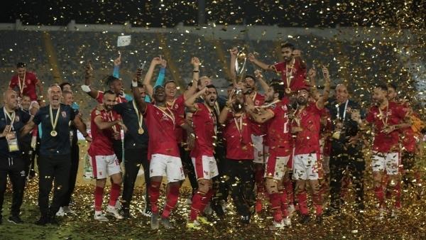 الأهلي المصري بطل إفريقيا للمرة الـ 10 في تاريخه