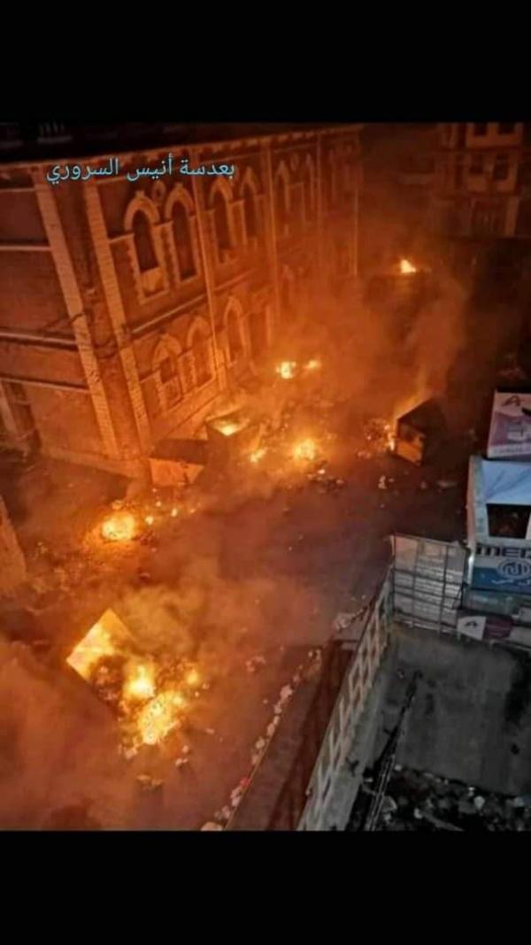 قتيلين وجرحى من المحتجين برصاص مليشيا الانتقالي في عدن