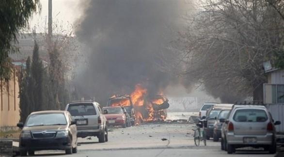 أفغانستان.. 20 مصابا في تفجير استهدف مركبة لطالبان