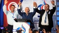 حركة النهضة تعلن الفوز بالانتخابات البرلمانية في تونس