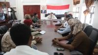 محافظ سقطرى يقرّ الخطة الأمنية الشاملة في الأرخبيل