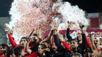المنتخب البحريني يتوج بكأس الخليج 24