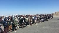 500جندي  من الجيش الوطني المرابطين في جبهة الشقب يوجهون رساله نارية  لمحافط محافظة تعز