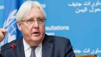 غريفيث: تزايد العنف في اليمن يهدد مكاسب السلام