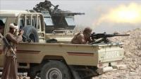 مقتل وإصابة أكثر من 25 حوثياً أثناء مواجهات مع الجيش بصرواح