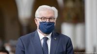 الرئيس الألماني يشكر المسلمين على التزامهم ويتعهد بالتصدي للعنصرية