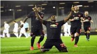 مانشستر يونايتد يتحرك رسميا للإبقاء على إيجالو