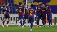برشلونة يجتاز فخ بلد الوليد