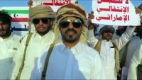 قيادي باعتصام شحن: تراجع ايرادات منفذ شحن منذ استيلاء السعودية عليه