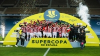 بيلباو يهزم برشلونة ويتوج بطلا للسوبر الإسباني
