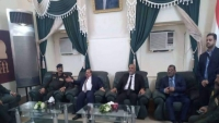 مصدر برلماني يكشف عن طبيعة زيارة رئاسة هيئة المجلس لسيئون